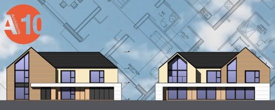 Proposed New Build House, Hector Road